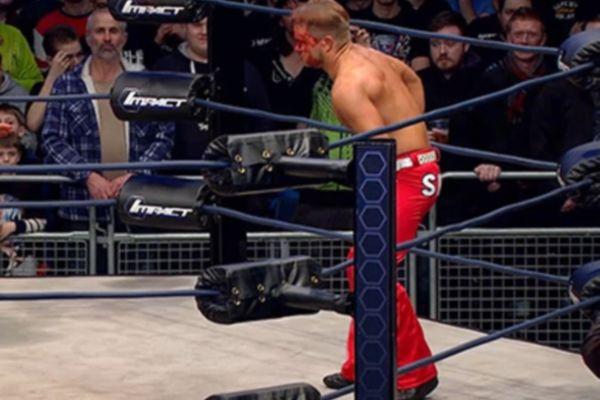 TNA Impact Wrestling: Τέρμα το… μαλλί του Rockstar Spud (videos)
