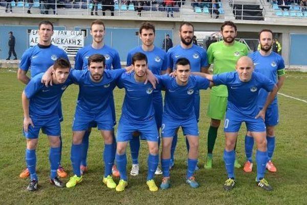 Κοζάνη-ΑΕ Καραϊσκάκης  0-1