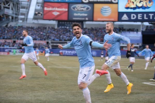MLS: Άνοιξε λογαριασμό ο Βίγια με Νιου Γιορκ Σίτι (videos)