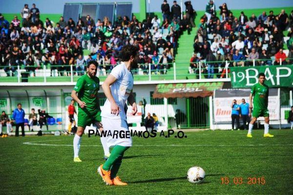 ΠΑΟ Βάρδας-Παναργειακός 1-1: Τα γκολ και οι φάσεις του αγώνα (video)