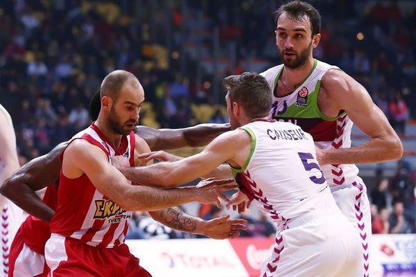 Μπέγκιτς: «Προετοιμαζόμαστε για Ολυμπιακό με Σπανούλη»