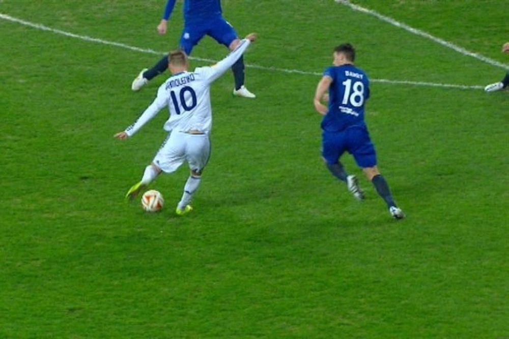 Ντιναμό Κιέβου – Έβερτον 5-2 (video)