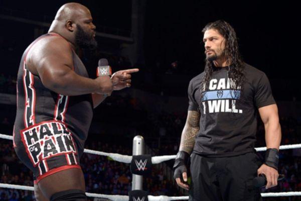 SmackDown: Την πλήρωσε ο Mark Henry (photos+videos)