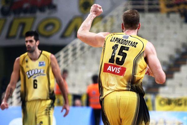 Σαρικόπουλος: «Πρώτα η νίκη, μετά η διαφορά»