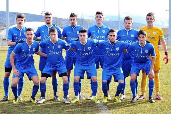Ξάνθη-ΠΑΣ Γιάννινα 0-1 (Κ20)