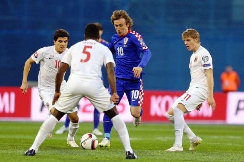 Κροατία – Νορβηγία 5-1 (videos)
