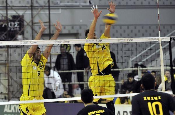 Παμβοχαϊκός: 3-0 την ΑΕΚ (photos)