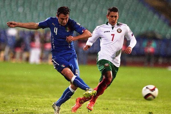 Βουλγαρία – Ιταλία 2-2 (videos)