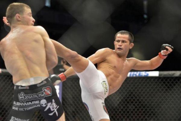 UFC: Βραζιλιάνικος «εμφύλιος» στην Γκοϊάνα