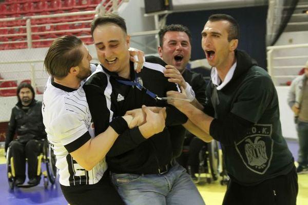Γεωργιάδης: «Αξίζαμε το Κύπελλο»