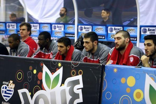 Ολυμπιακός: Στο ΣΕΦ μόνο οι τραυματίες