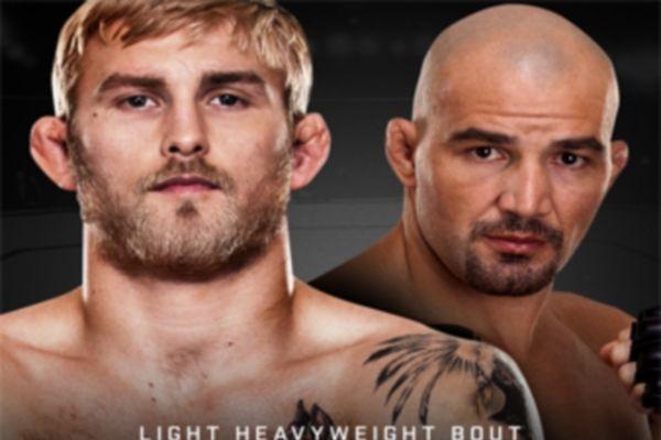 UFC: Στο Βερολίνο Gustafsson και Teixeira!