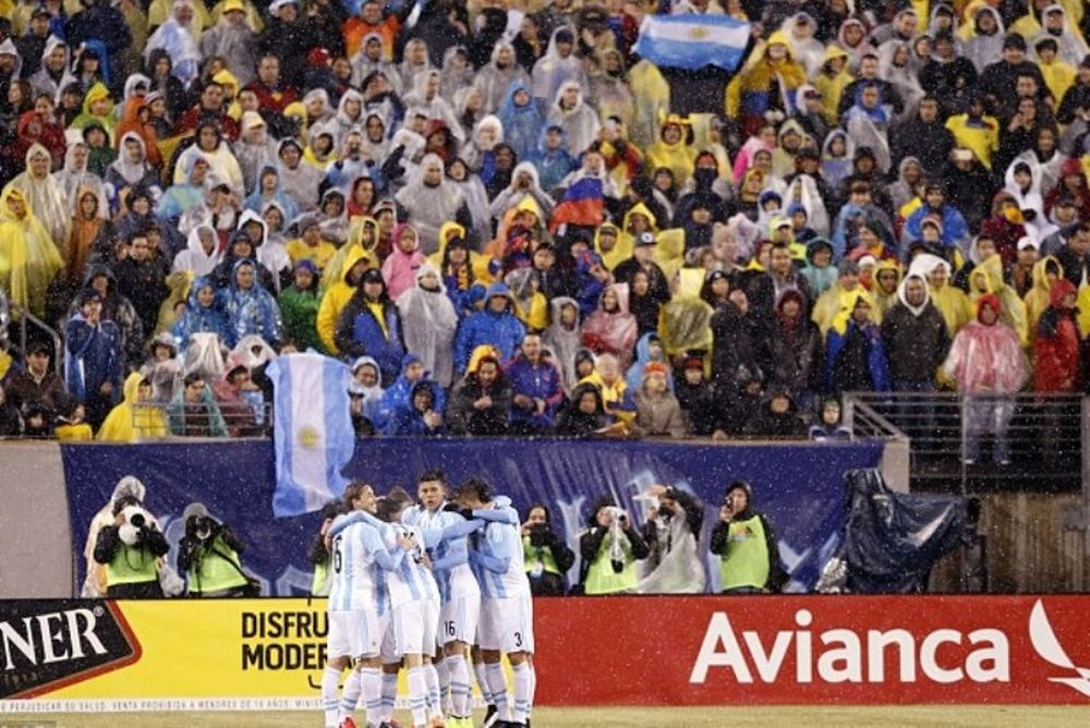 Αργεντινή: Νέα νίκη πάλι δίχως τον Μέσι(video)