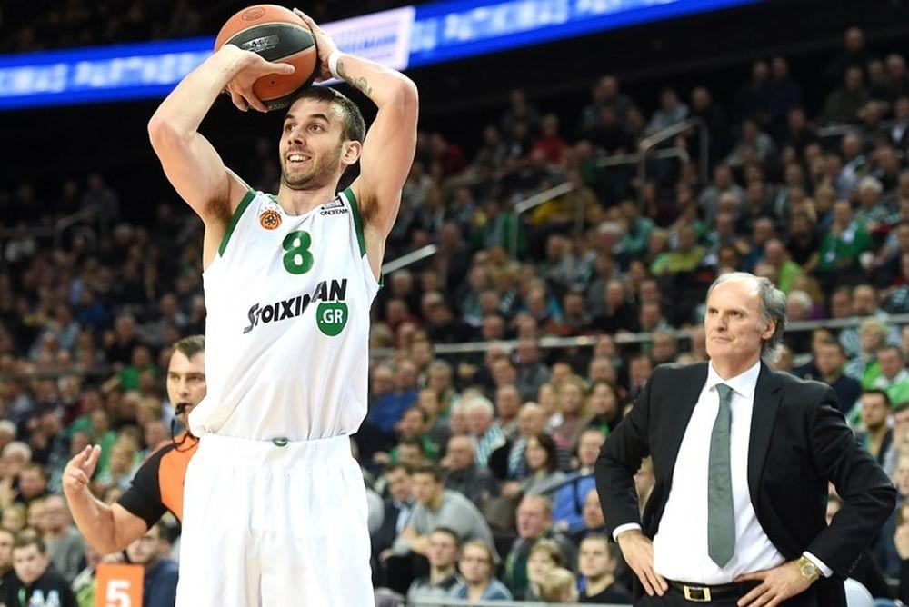 Γιάνκοβιτς: «Να σηκώσουμε την πρώτη κούπα της σεζόν»