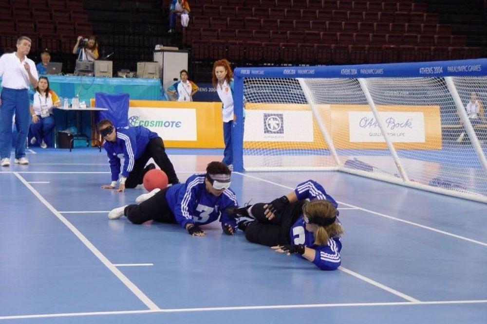 Εθνική Γκόλμπολ Γυναικών: Στο Μάλμε η Ελλάδα