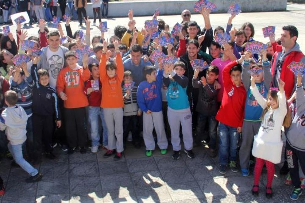 ΑΕΛ Καλλονής: Στα… θρανία οι παίκτες
