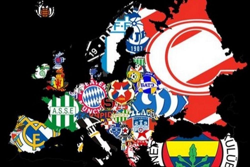 Ολυμπιακός: Στους κορυφαίους της Ευρώπης