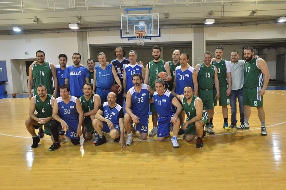 «Λύγισαν» οι πρωταθλητές της DPG κόντρα στη Βουλή των Ελλήνων (videos+photos)