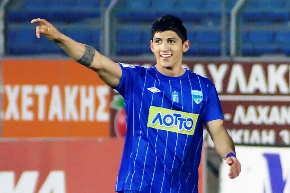 Πουλίδο: «Χαρούμενος που παίζω ποδόσφαιρο»