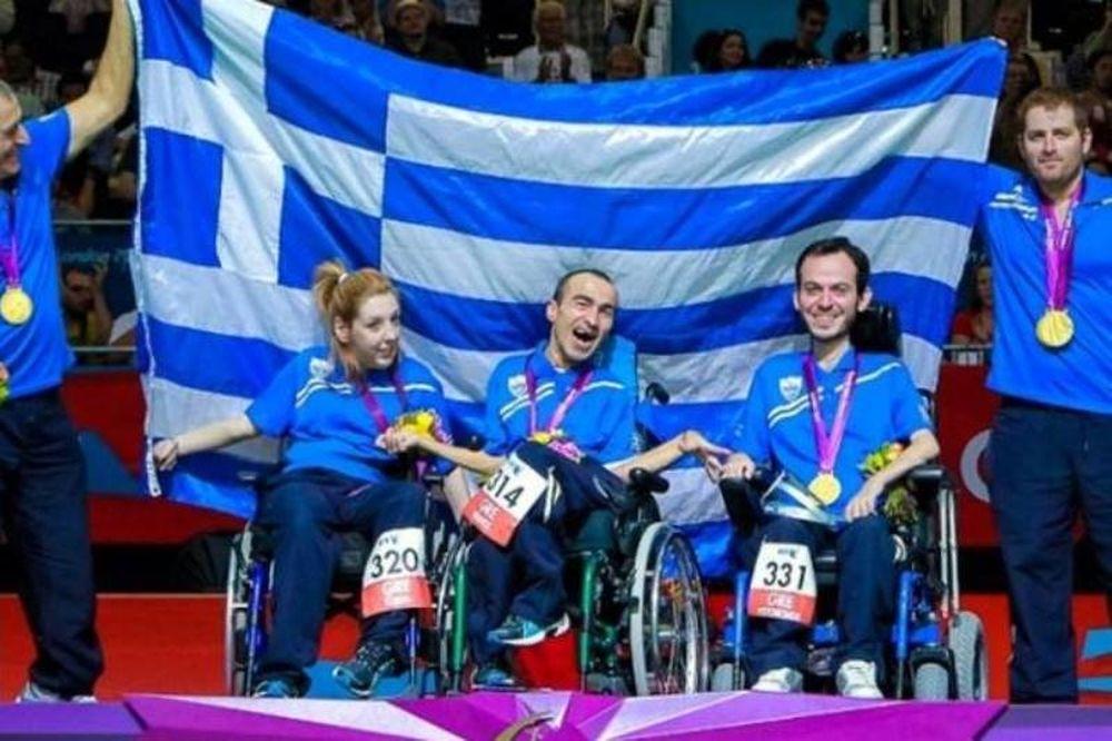 Μπότσια: Χρυσό μετάλλιο η Ελλάδα στο Ευρωπαϊκό της Ισπανίας