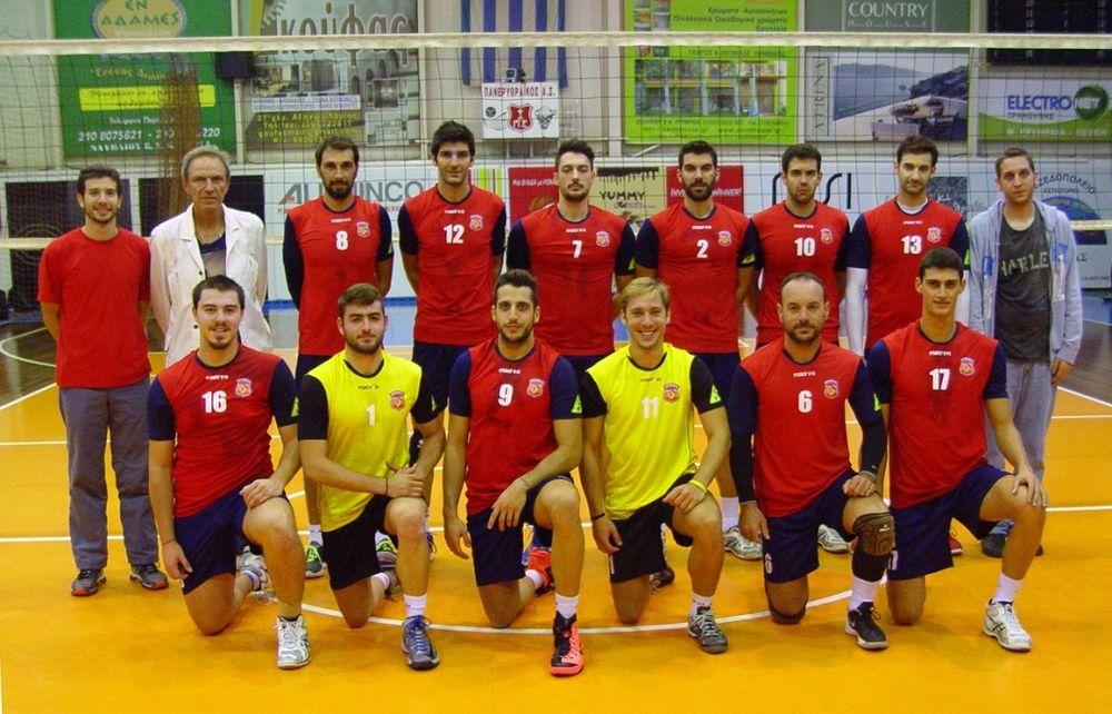 Α2 Βόλεϊ Ανδρών: Ώρα για άνοδο στη Volleyleague