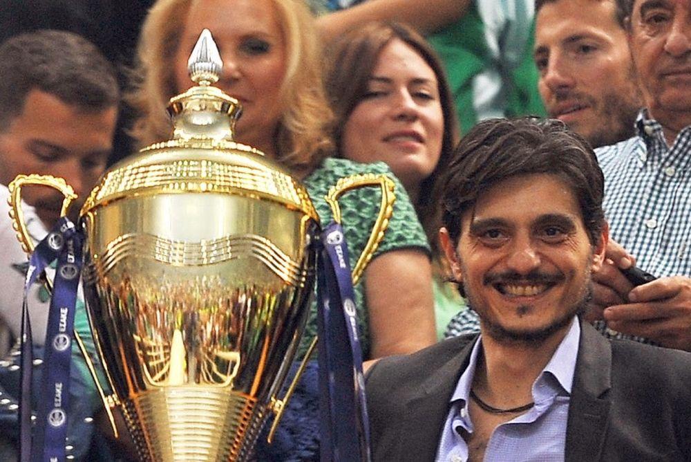 Δ. Γιαννακόπουλος: «Έχω εμπιστοσύνη στην ομάδα»