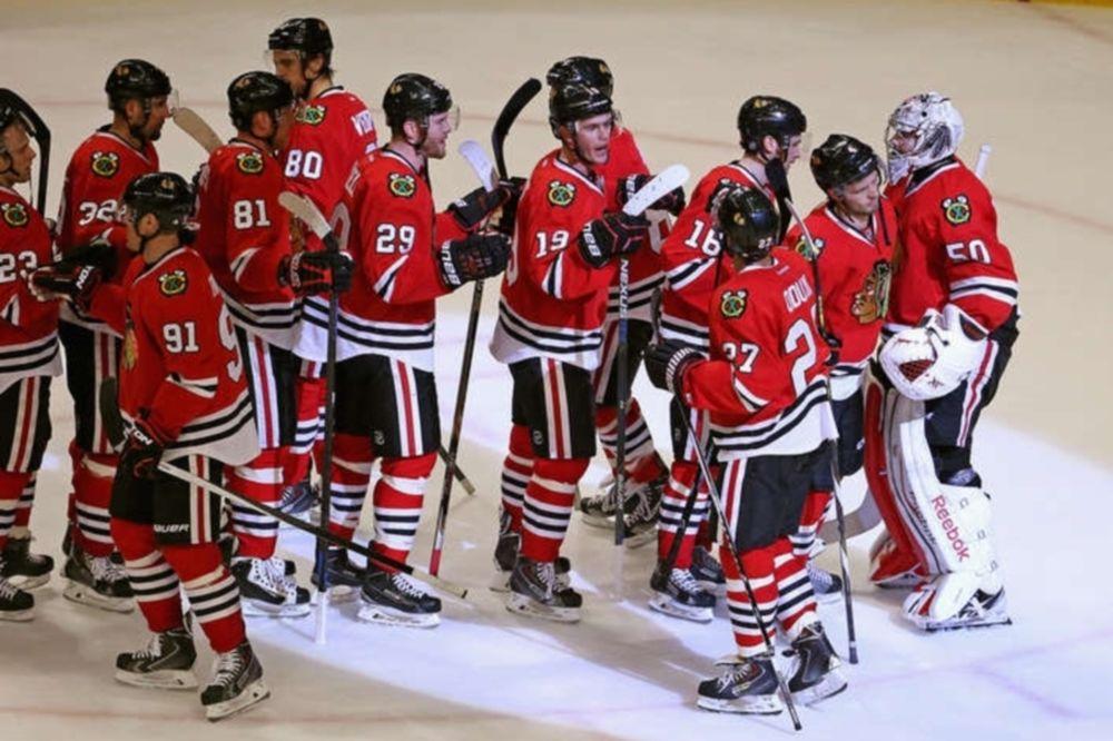NHL: «Εισιτήριο» για Μπλάκχοκς και Μπλους (videos)