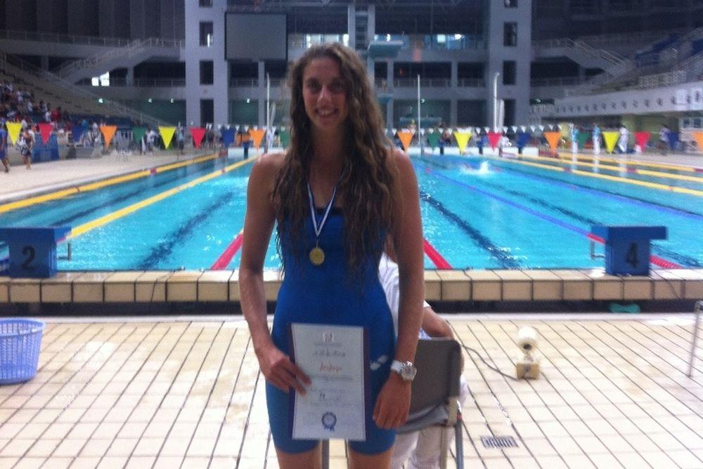 Κολύμβηση: Δεύτερο μετάλλιο για την Ντουντουνάκη στην Ολλανδία