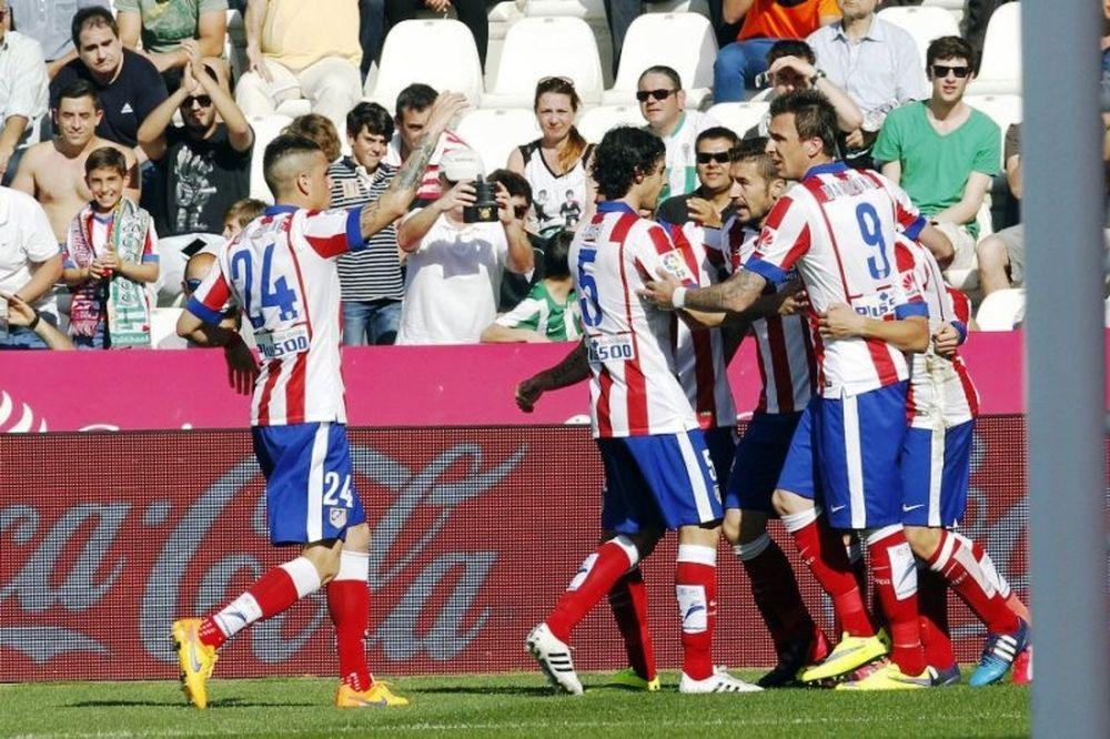 Κόρδοβα – Ατλέτικο Μαδρίτης 0-2 (video)