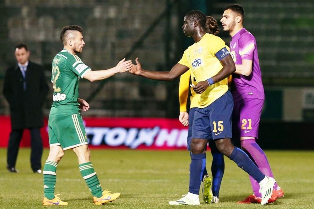 Παναθηναϊκός - Αστέρας Τρίπολης 2-2: Τα γκολ του αγώνα (video)