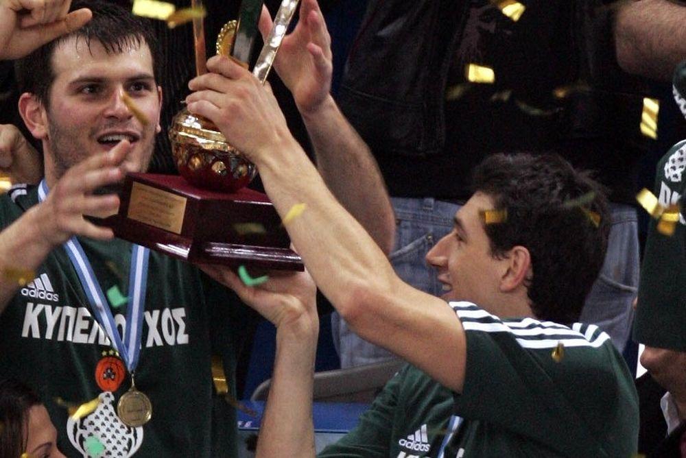 Κύπελλο Ελλάδας: Έτοιμος για ρεκόρ ο Διαμαντίδης