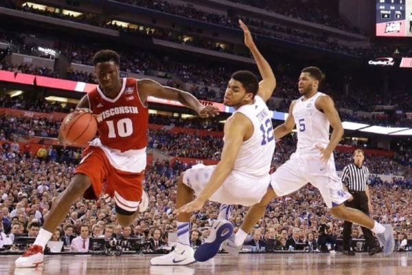 NCAA: Έξω το Κεντάκι, στον τελικό Ουισκόνσιν και Ντιουκ (videos)