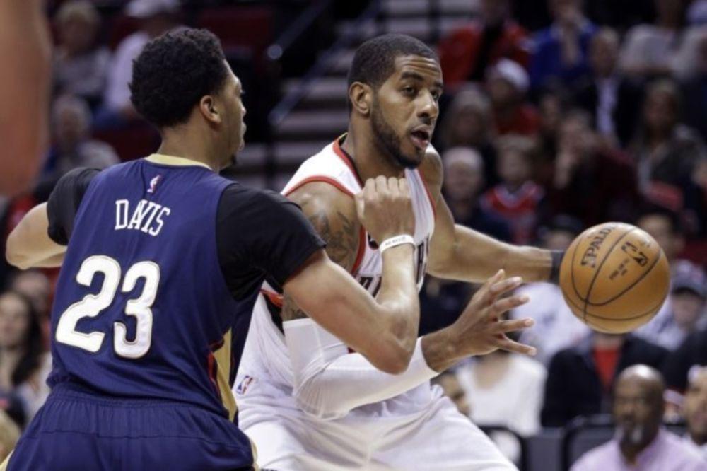 NBA: Χαμένη ευκαιρία για Πέλικανς (video)
