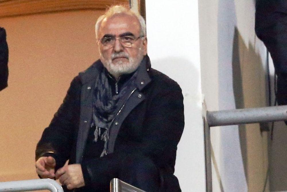 Σαββίδης: «Θέλω έξοδο στο Champions League»