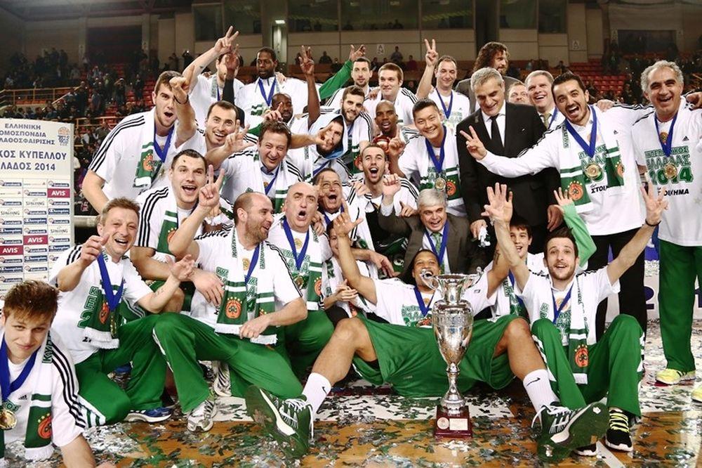 Κύπελλο Ελλάδας: Οι «πράσινοι» τελικοί