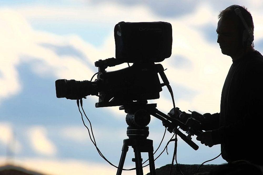 Ηρακλής-Λάρισα: Επίθεση στο βαν του OTE TV στο Καυτανζόγλειο