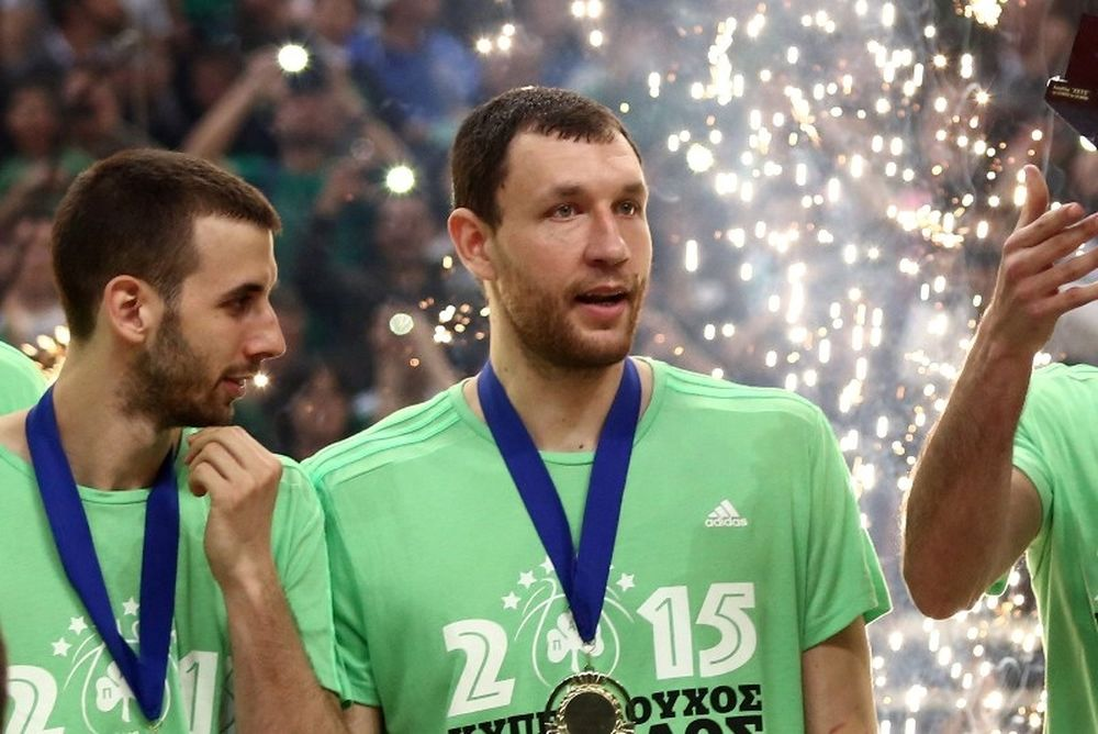 Onsports TV: Η απονομή στον MVP Μαυροκεφαλίδη (video)