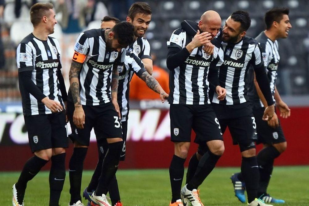 ΠΑΟΚ - Ξάνθη 2-1: Τα γκολ του αγώνα (video)