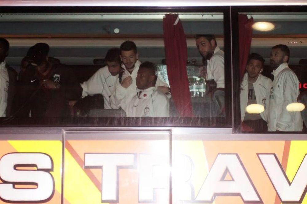 Λάρισα: Φοβερή υποδοχή στην ομάδα! (photos)