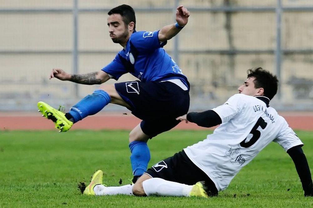 Αιολικός - Πανελευσινιακός 0-1