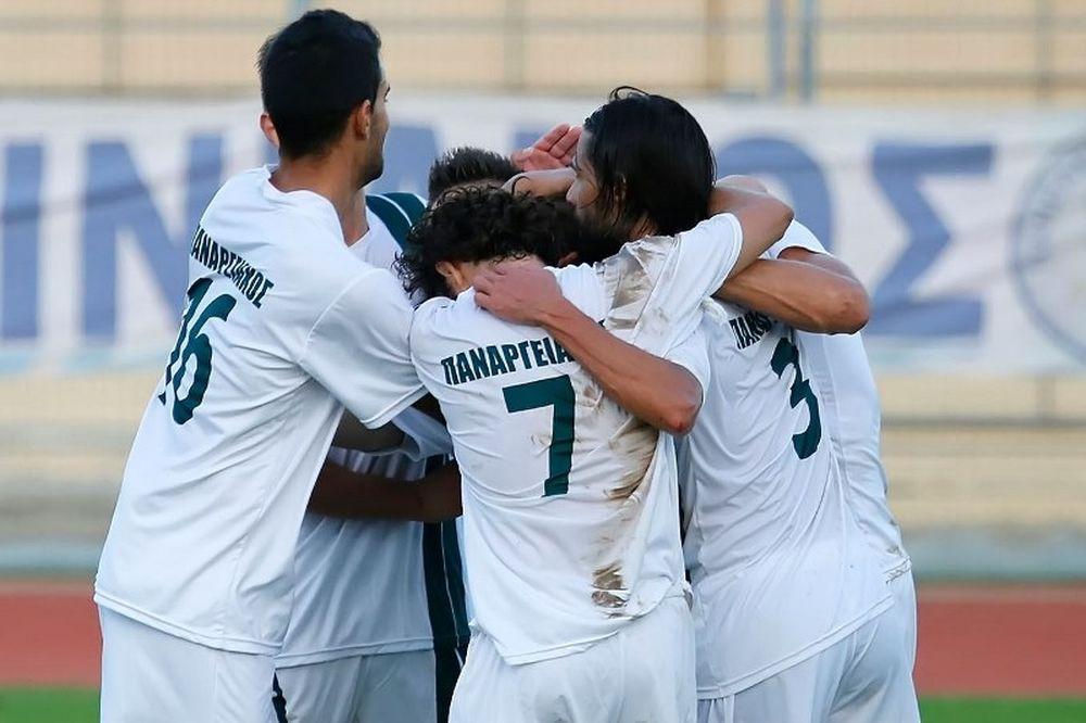 Αστέρας Μαγούλας - Παναργειακός 0-3