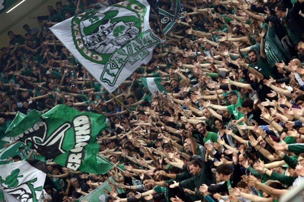 Onsports TV: Σείστηκε το ΟΑΚΑ με την «πράσινη» κούπα! (video+photos)