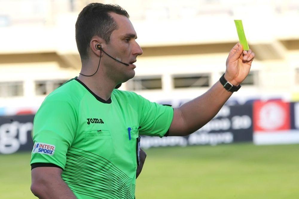 Εργοτέλης: «Καλή ανάσταση στο ελληνικό ποδόσφαιρο»