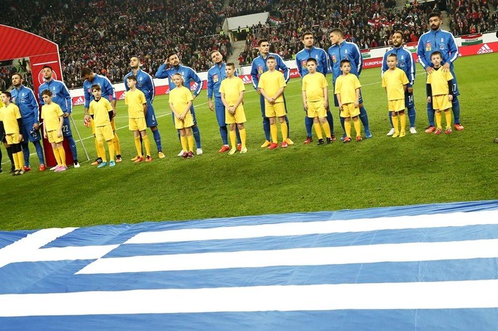 Εθνική Ελλάδας: Φιλικό με Πολωνία