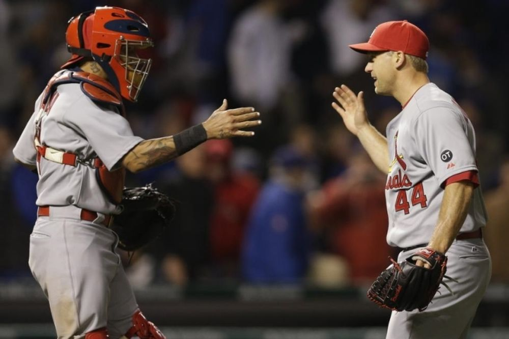 MLB: Με το… δεξί Wainwright και Κάρντιναλς (video)