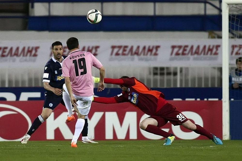 Ατρόμητος – Κέρκυρα 2-1: Τα γκολ του αγώνα (video)