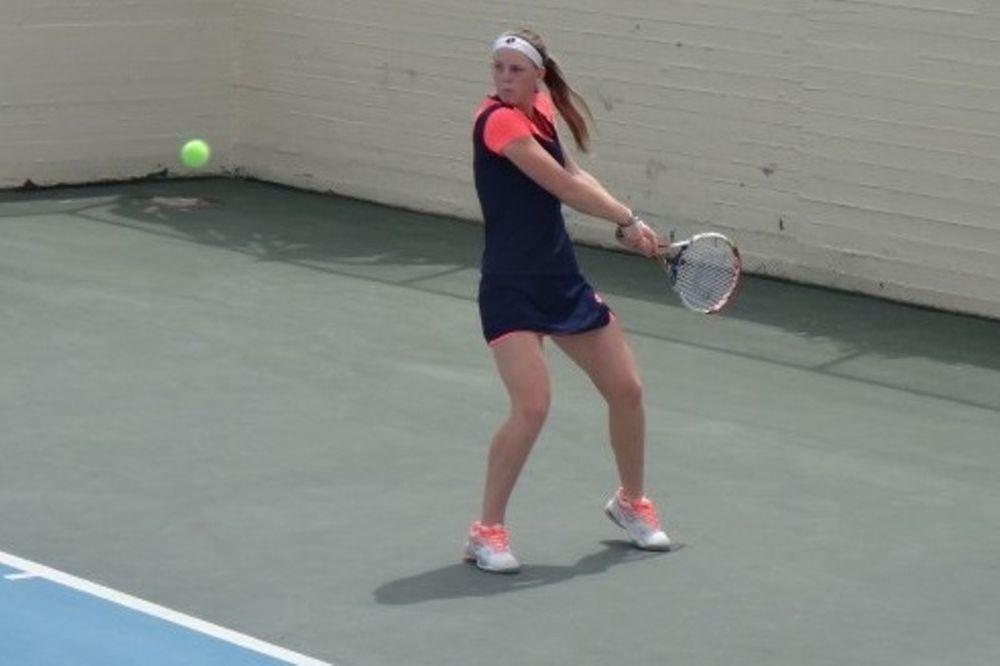 Τένις: Καλό ποδαρικό η Δέσποινα