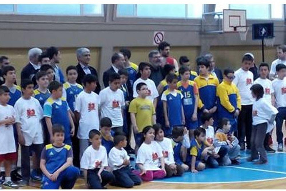 Basket League: Στο Κέντρο Φιλοξενίας Προσφύγων Λαυρίου (photos)