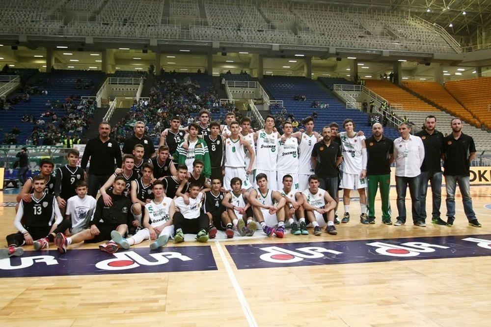 Onsports TV: Το μέλλον του μπάσκετ στο ΟΑΚΑ (video+photos)