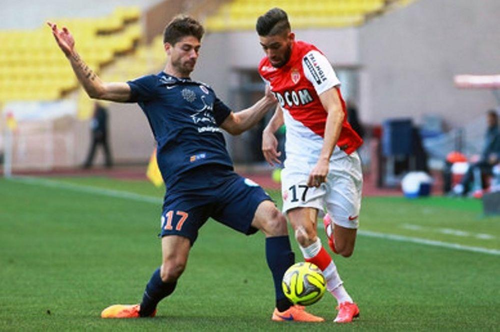 Μονακό – Μονπελιέ 0-0